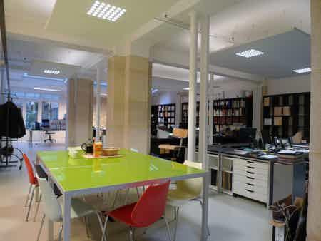 1 poste libre dans open space de 150 m²-5