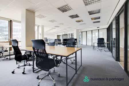 Bureau en open space-4