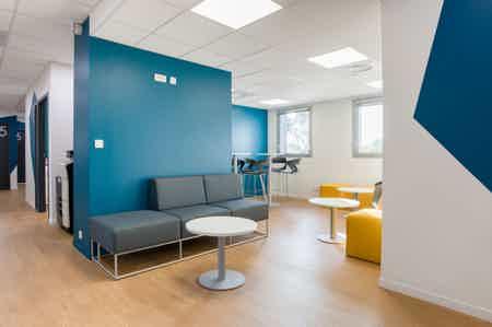 Bureaux Individuels neufs - 9 à 11 m²