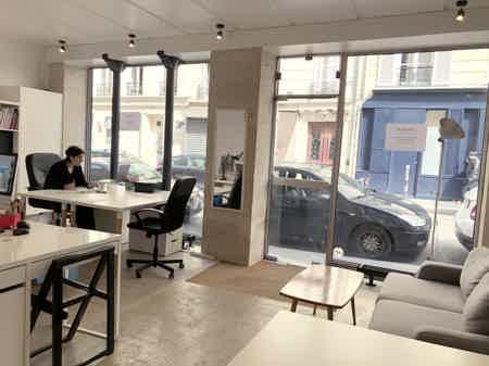 Open space - Poste disponible à Montmartre-1
