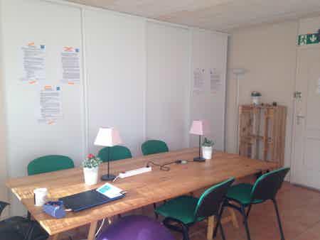 Espace de coworking au cœur de  St Maximin-1