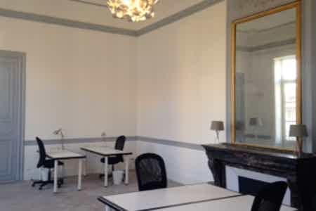 Montpellier Comédie, Openspace, équipé