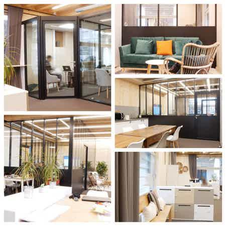 Magnifique Coworking Lyon Confluence