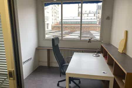 EXCLU Bureau à Paris 11ème Nation (1 pers)
