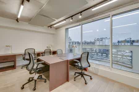 Bureau privatif 9 postes - Montparnasse-1