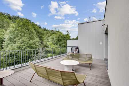 Bureau privatif 5p avec terrasse privée-10