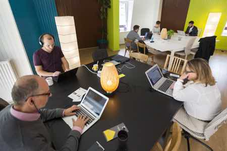 Coworking flexible&convivial Rennes centre
