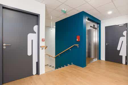 Bureaux Individuels neufs - 9 à 11 m²-5