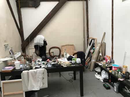 atelier 20m2 à louer St Ouen-3