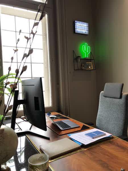 Bureaux 4 places à Lille-1