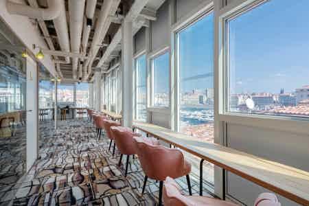 Bureaux 1 place Marseille