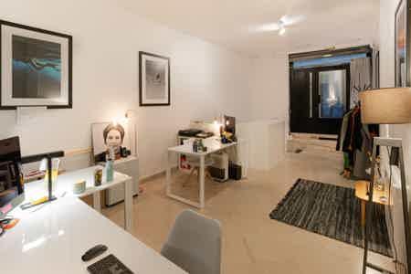 Bel espace de 50 m² en plein Beaubourg-6
