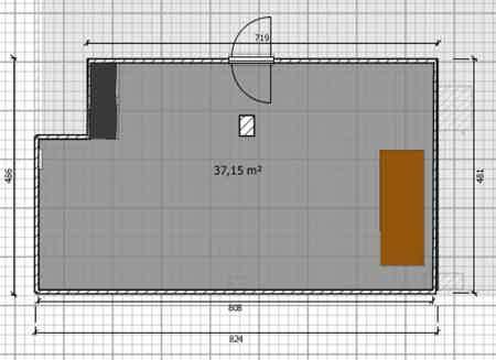 Locaux à partager loft LEVALLOIS CLICHY-18
