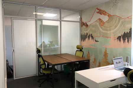 Bureau Coworking quartier Alésia - Coty