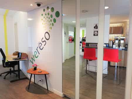 Un bureau fermé pour 3 au centre de Lille-3