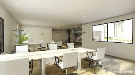 Surface rénovée avec roof-top privé