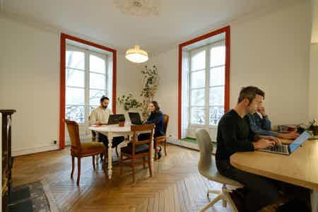 Coworking flexible & convivial Nantes !