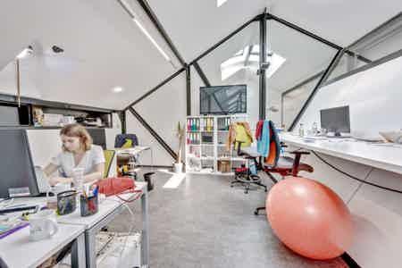 Bureau privatif pour 5 personnes, Lyon 06-4