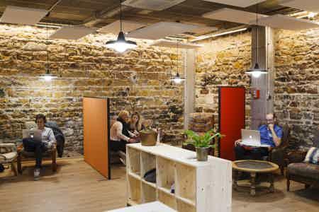 Coworking flexible & convivial Lyon 9ème !-4