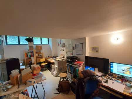 Locaux à partager loft LEVALLOIS CLICHY-16