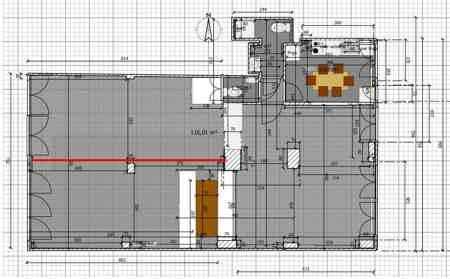Locaux à partager loft LEVALLOIS CLICHY-19