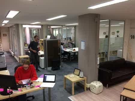 PROMO  : Bureaux en open space / ST-Lazare-1