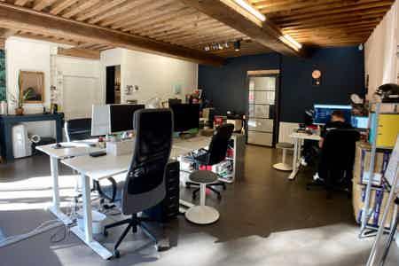Bureau coworking Lyon