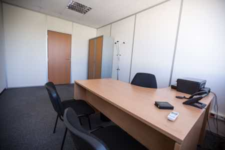 Bureau fermé - Bureau privé-4