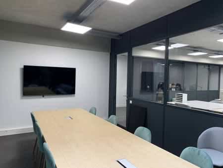 Poste privé en open space prox Prefecture