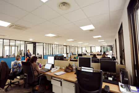 Location Bureau fermé La Garenne Colombes-1