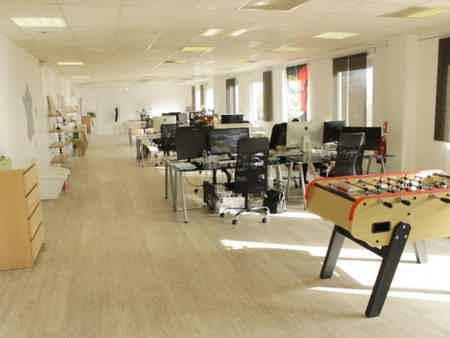 Bureau privatif 90 m2 + espace commun à lognes-4