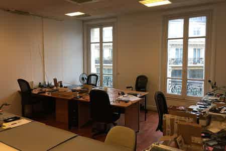 Espace de bureaux privés - Réaumur-2
