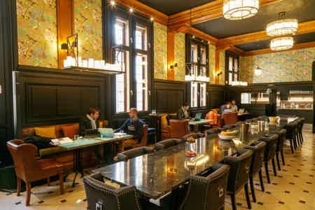 Bureaux 5 places à Lille-2