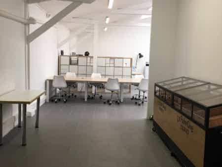 Postes de travail en open space clichy-5