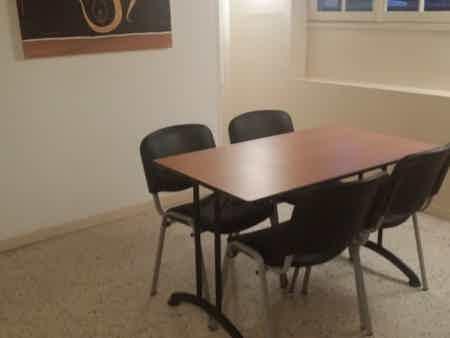Salle de réunion ou petit openspace fermé