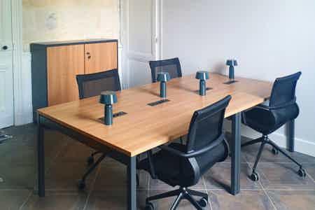 Bureau privé Libourne centre
