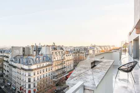 Bureau privatif 9 postes - Montparnasse-4