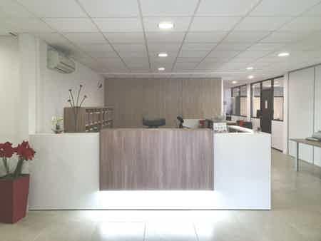 Bureau fermé - Bureau privé-12