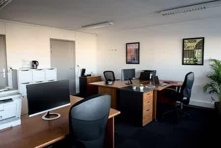 Espace de coworking aux bureaux du sillon