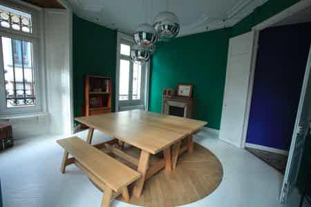 Bureau de 25 m2 dans un hotel particulier