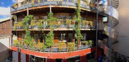 Location bureaux et d'ateliers à St-Ouen-8
