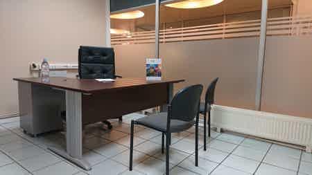 Bureau meublé proche Denfert Rochereau
