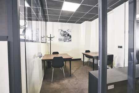 Bureau privé - anc. maison close st-lazare