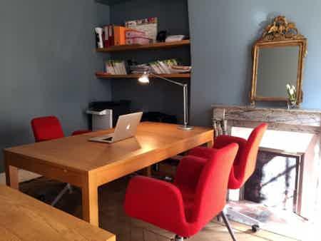 Bureau et conference-room dans le 9ème-1