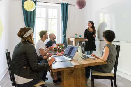Coworking flexible&convivial Annecy centre-1
