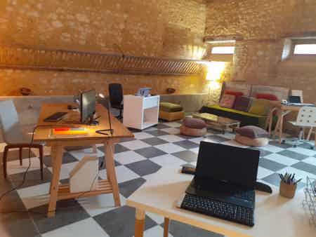 Coworking dans le Perche à 1h45 de Paris-3