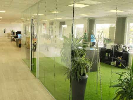 Bureau privatif 90 m2 + espace commun à lognes-3