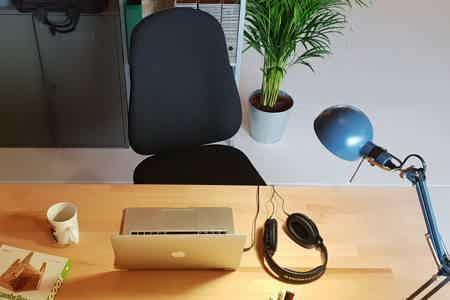 Poste de travail en coworking à Anglet(64)