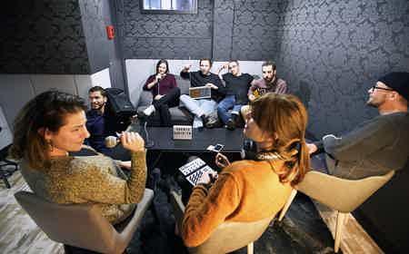 Studio d'enregistrement - REMIX 16B