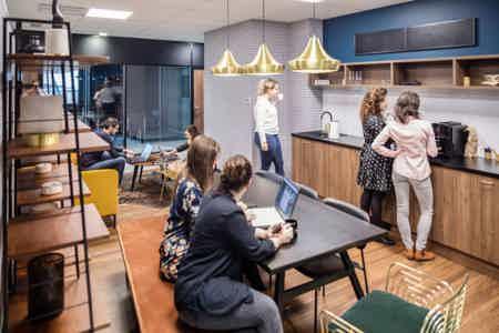 Location de bureaux en OpenSpace à Rennes-7
